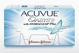 कॉन्टैक्ट लेंस Johnson & Johnson ACUVUE OASYS for ASTIGMATISM CYP-12P-REV