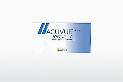 कॉन्टैक्ट लेंस Johnson & Johnson ACUVUE BIFOCAL BAC-6P-REV