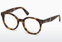 Eyewear Diesel DL5264 053 - Yellow, Brown, Havanna
