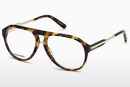 Eyewear Dsquared DQ5242 053 - Yellow, Brown, Havanna