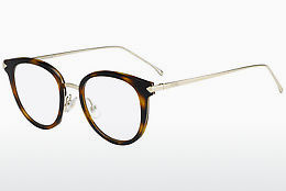 Eyewear Fendi FF 0166 V4Z - Gold, Brown, Havanna