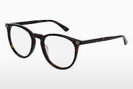 Eyewear Gucci GG0027O 002 - Brown, Havanna