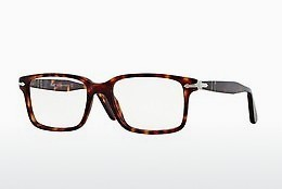 Eyewear Persol PO2880VM 24 - Brown, Havanna