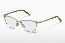 Eyewear Rocco by Rodenstock RR204 C - Gold, Brown