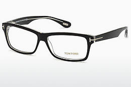 चश्मा Tom Ford FT5146 003 - काला, Transparent