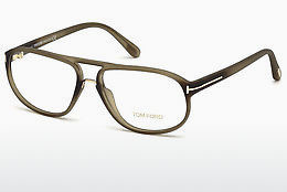 Eyewear Tom Ford FT5296 046 - Brown, Bright, Matt