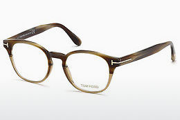 चश्मा Tom Ford FT5400 65A - हॉर्न, Horn, Brown