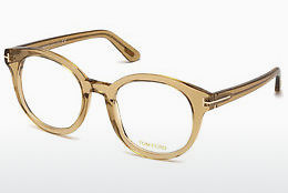 Eyewear Tom Ford FT5491 045 - Brown, Bright, Shiny