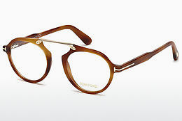 Eyewear Tom Ford FT5494 053 - Yellow, Brown, Havanna