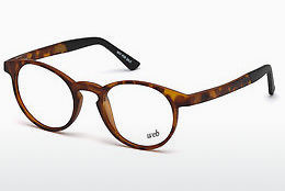 चश्मा Web Eyewear WE5186 053 - हवाना, Yellow, Blond, Brown