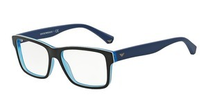 Emporio Armani EA3059 5392 TOP BLACK/MATTE BLUE