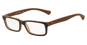 Emporio Armani EA3061 5391 TOP HAVANA/MATTE BROWN