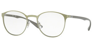 Ray-Ban RX6355 2923 BRUSHED GREEN