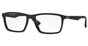 Ray-Ban RX7056 2000 SHINY BLACK