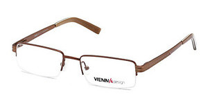 Vienna Design UN354 01 shiny light brown-gold