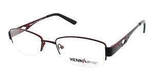 Vienna Design UN478 01 matt black-matt red