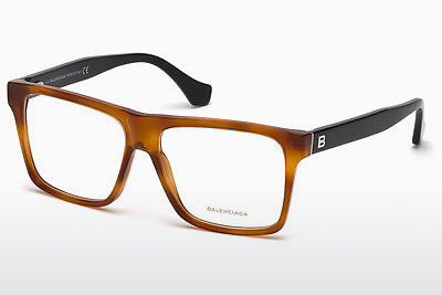 Eyewear Balenciaga BA5066 053 - Yellow, Brown, Havanna
