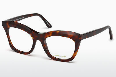 Eyewear Balenciaga BA5075 054 - Red, Brown, Havanna