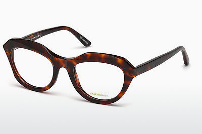 Eyewear Balenciaga BA5076 054 - Red, Brown, Havanna