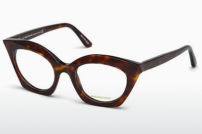 Eyewear Balenciaga BA5077 054 - Red, Brown, Havanna
