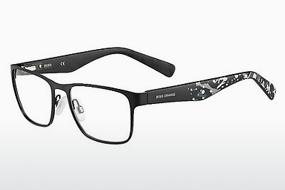 Eyewear Boss Orange BO 0220 GBF - Black, Flowers