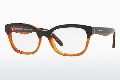 Eyewear Burberry BE2257 3650 - Black, Orange