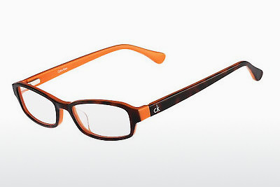 Eyewear Calvin Klein CK5865 506 - Havanna, Orange
