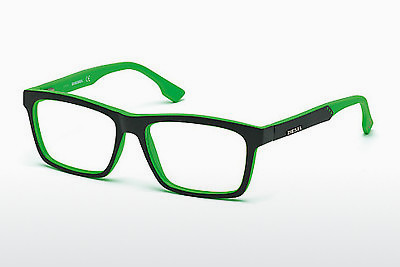Eyewear Diesel DL5062 099 - Black, Green, Tier