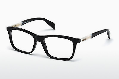 Eyewear Diesel DL5089 001 - Black, Shiny