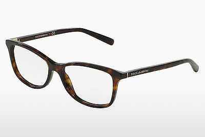 Eyewear Dolce & Gabbana DG3222 502 - Brown, Havanna