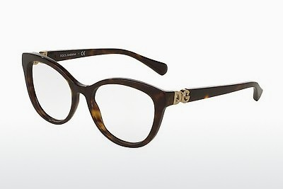 Eyewear Dolce & Gabbana DG3250 502 - Brown, Havanna