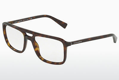 Eyewear Dolce & Gabbana DG3267 502 - Brown, Havanna