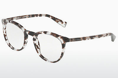 Eyewear Dolce & Gabbana DG3269 3138 - Transparent, White, Brown, Havanna