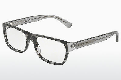 Eyewear Dolce & Gabbana DG3276 3142 - Black, Brown, Havanna, Transparent, White