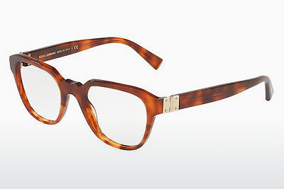 Eyewear Dolce & Gabbana DG3277 3144 - Orange, Brown, Havanna