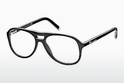 Eyewear Dsquared DQ5075 001 - Black, Shiny