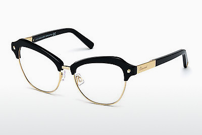 Eyewear Dsquared DQ5152 001 - Black, Shiny