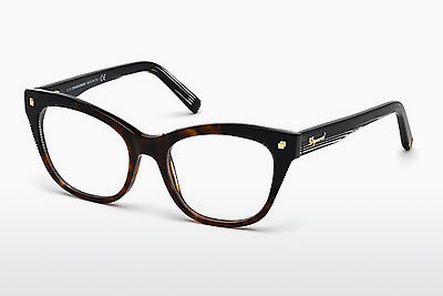 Eyewear Dsquared DQ5160 056 - Brown, Havanna