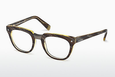 Eyewear Dsquared DQ5171 062 - Brown, Horn, Ivory