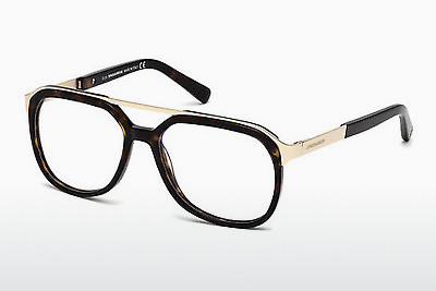 Eyewear Dsquared DQ5190 052 - Brown, Dark, Havana