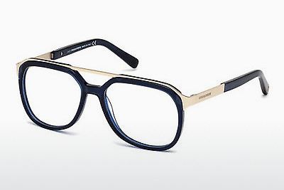 Eyewear Dsquared DQ5190 090 - Blue, Shiny