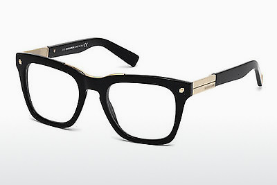 Eyewear Dsquared DQ5191 001 - Black, Shiny