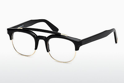 Eyewear Dsquared DQ5192 001 - Black, Shiny