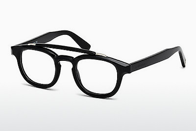 Eyewear Dsquared DQ5193 001 - Black, Shiny