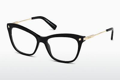 Eyewear Dsquared DQ5194 001 - Black, Shiny