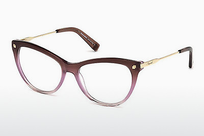 Eyewear Dsquared DQ5195 050 - Brown, Dark