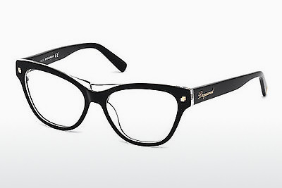 Eyewear Dsquared DQ5197 003 - Black, Transparent