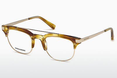Eyewear Dsquared DQ5210 047 - Brown, Bright