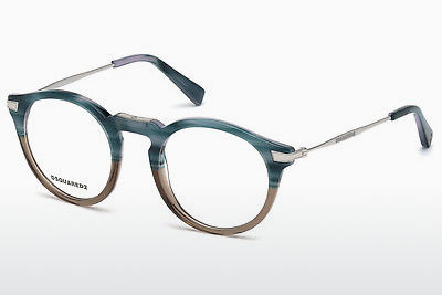 Eyewear Dsquared DQ5211 089 - Blue, Green
