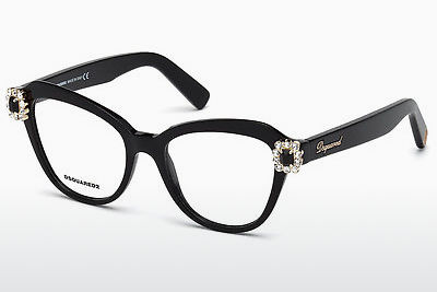 Eyewear Dsquared DQ5212 001 - Black